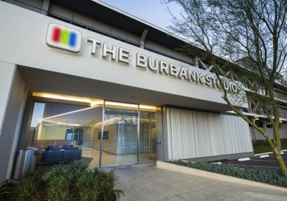 The Burbank Studios